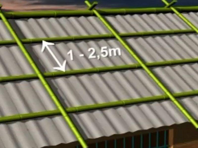 cách chống bão cho nhà mái tôn hiệu quả nhất