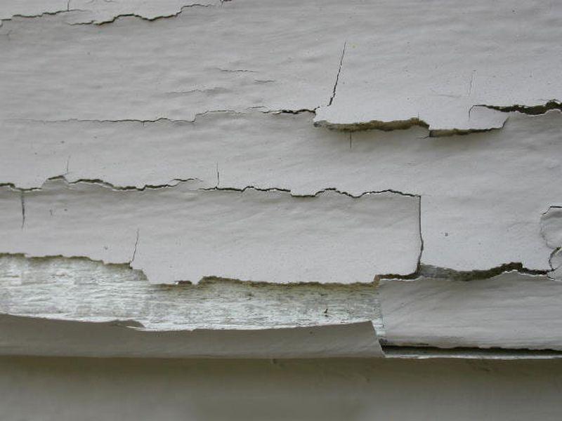 Choáng với cách xử lý tường bị bong tróc đơn giản mà hiệu quả bất ...