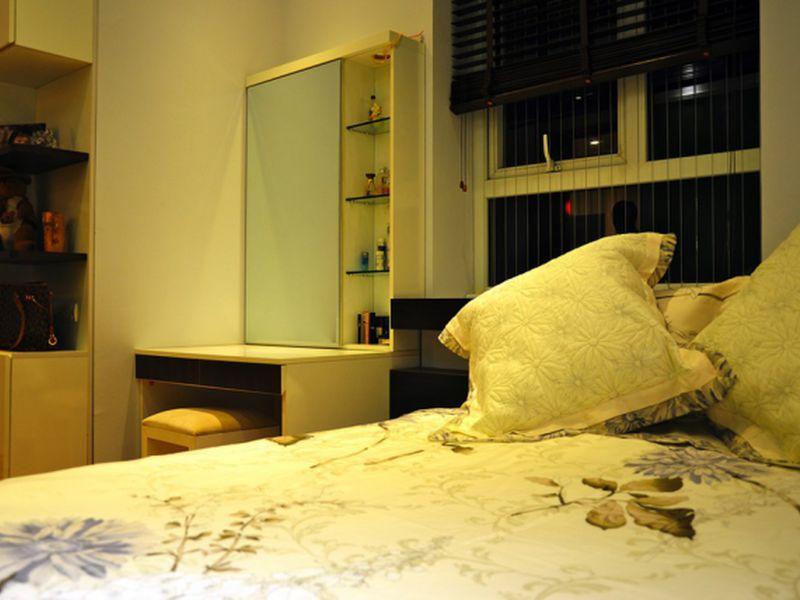 bố trí gương trong phòng ngủ