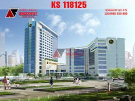 Thiết kế tổ hợp trung tâm thương mại, Khách sạn 4 sao KS118125