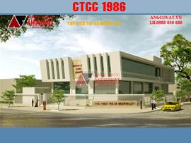 Thiết kế thư viện công cộng hiện đại - huyện Mường Lay, Điện Biên