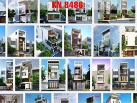 5 ưu điểm nhà phố hiện đại KN8486.