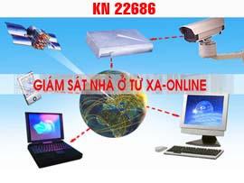 Giám sát nhà từ xa KN22686