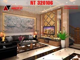 Thiết kế nội thất biệt thự khu đô thị Việt Hưng NT 320106