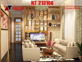 Thiết kế nội thất cho nhà có tone màu trắng NT213106