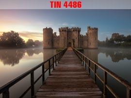 8 lâu đài đẹp hút hồn người xem